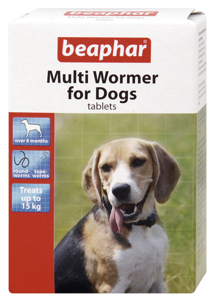 What Is The Best Worm Medicine For Dogs