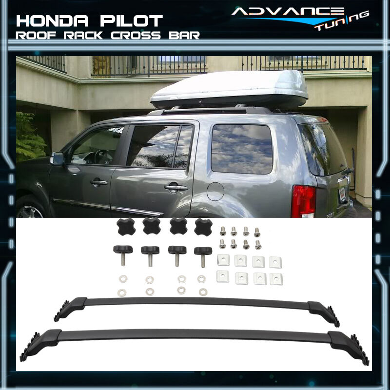 2015 honda pilot roof rack car interior design. Black Bedroom Furniture Sets. Home Design Ideas