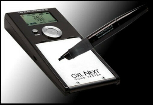Gold Tester New : Gxl next professional electronic gold platinum silver