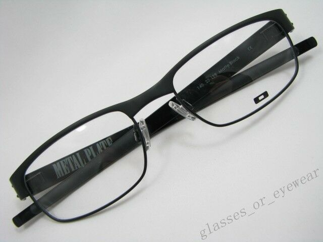 Eyeglass Frames-Oakley METAL PLATE 22-198 Matte Black53mm ...