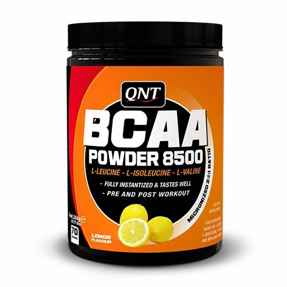 QNT BCAA 8500 Pre & Post Workout Energy & Recovery Instant