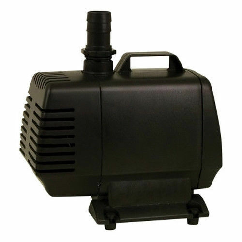 Tetra pond water garden pump 1000 gph koi pond pump ebay for Koi fish pond water pump