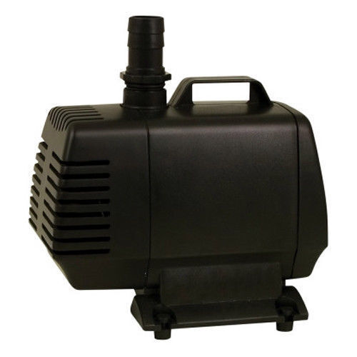 Tetra pond water garden pump 1000 gph koi pond pump ebay for Pond waterfall pump