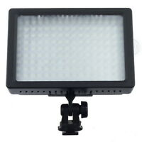 LD-160 LED Video DV Camcorder Hot Shoe Light Lamp for Canon Nikon DSLR Camera