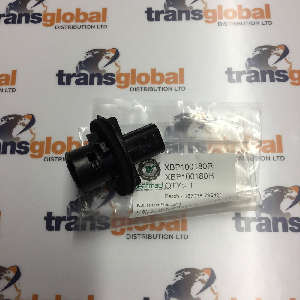 Land Rover Discovery 2 TD5 & V8 Indicator Bulb Holder To