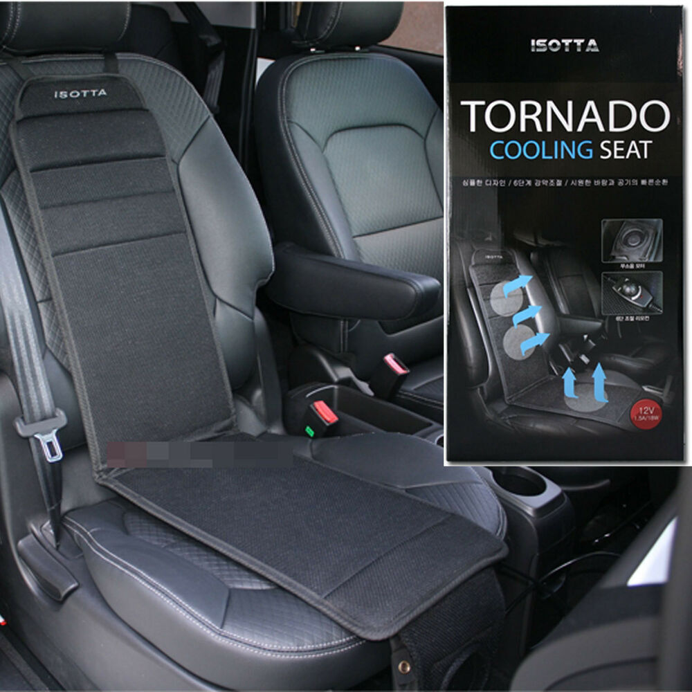car seat cooler cushion cover summer cooling wind car seat cover for all vehicle ebay. Black Bedroom Furniture Sets. Home Design Ideas