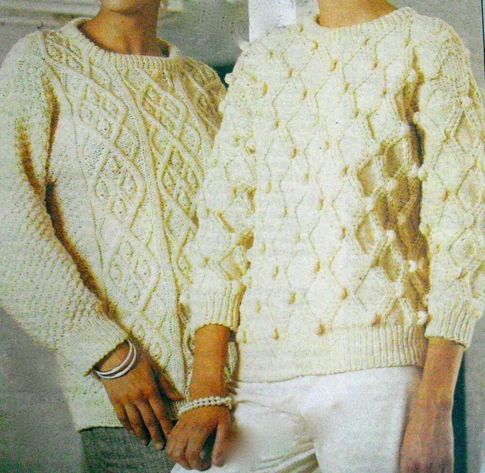 KNITTING PATTERNS LADIES SWEATERS, CARDIGANS, JACKETS TOPS ...