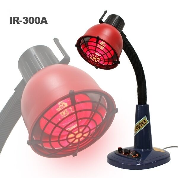 home infrared lamp irradiator ir 300a home body therapy. Black Bedroom Furniture Sets. Home Design Ideas