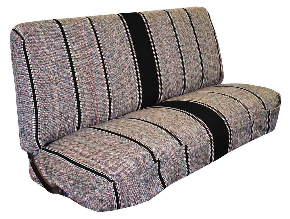 Saddle Blanket Truck Bench Seat Cover Fits Chevrolet
