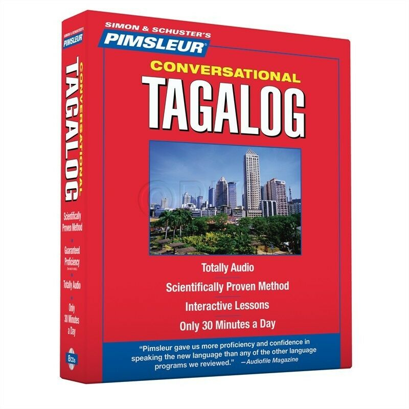 Pimsleur Russian Level 4 CD: Learn to Speak and Understand Russian with Pimsleur Language Programs