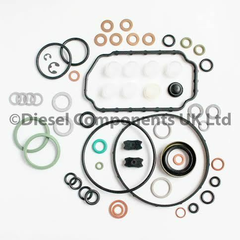 vw transporter 2 4 d diesel pump seal repair kit for bosch ve pumps dc ve008 ebay. Black Bedroom Furniture Sets. Home Design Ideas