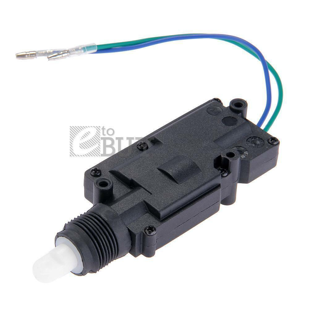 bmw door lock actuator wiring diagram car auto universal heavy duty power slave door lock ... #9