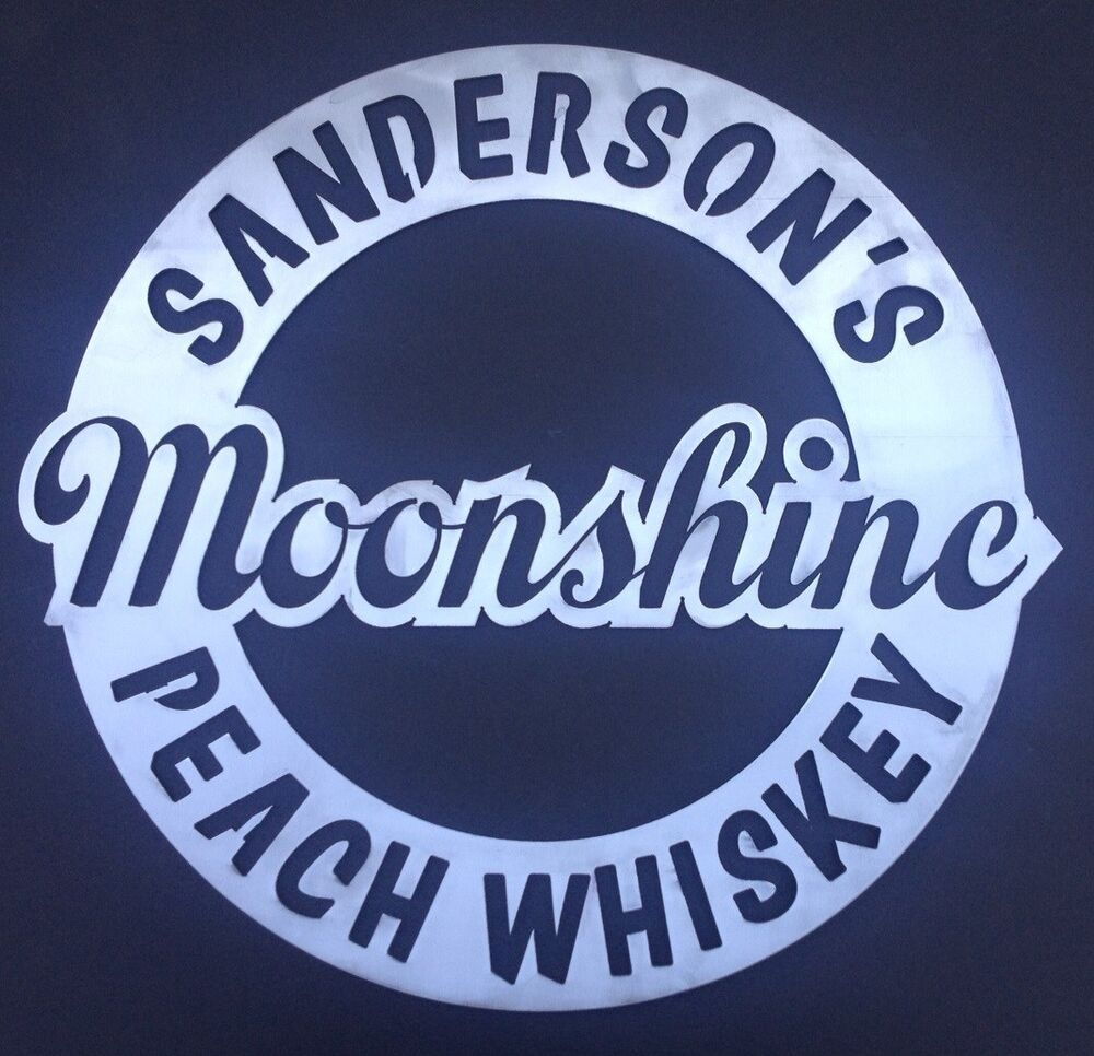 Man Cave Signs To Buy : Moonshine custom hillbilly redneck man cave sign