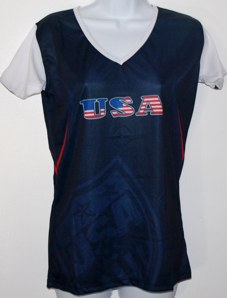 USA Official Football Shirts & New Kit Releases