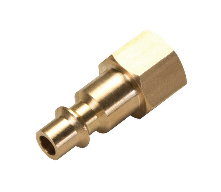 New brass quick connect quot npt female plug m style