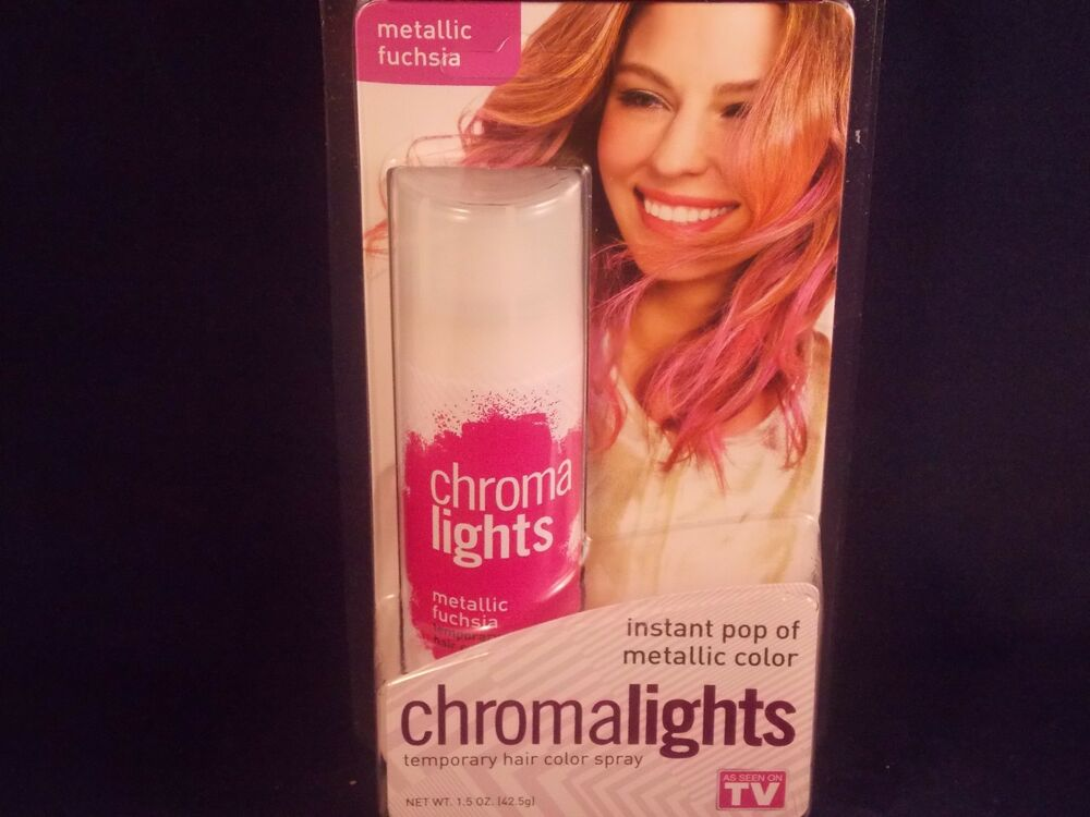 Metallic Teal Temporary Hair Color Chroma Lights