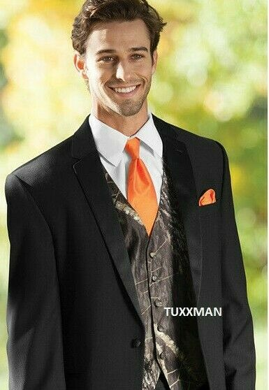 camouflage tuxedo in Wedding and Formal Occasion