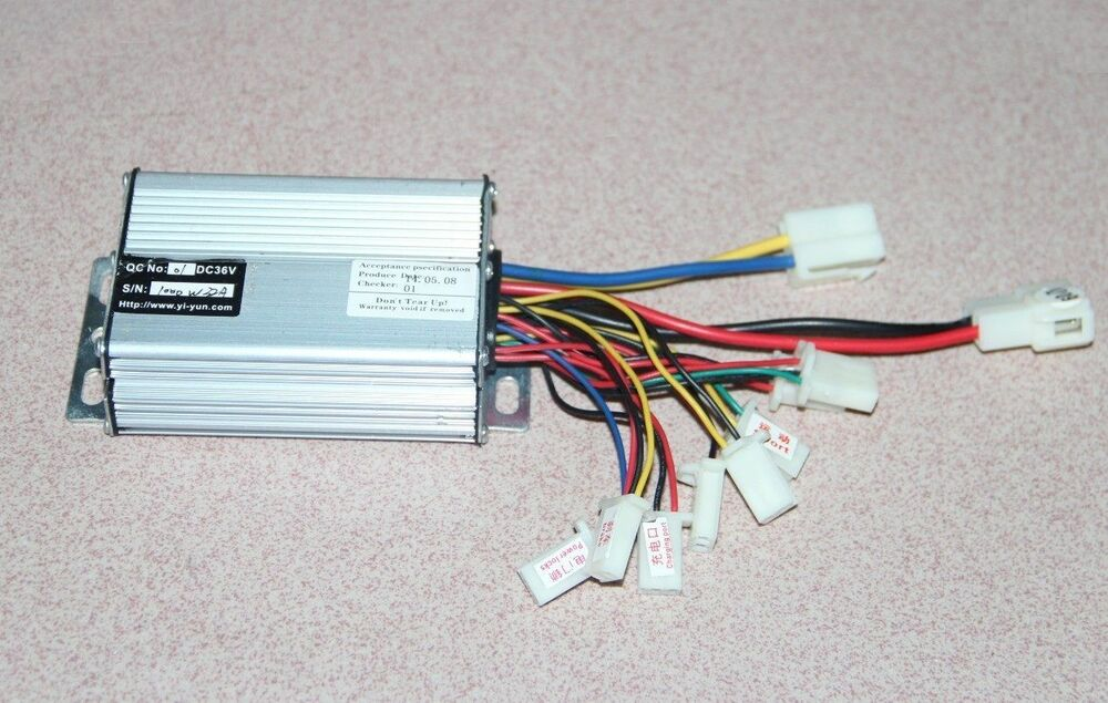 36v 1000w Electric Bike Controller Motor Brushed Diy Scooter Bicycle E
