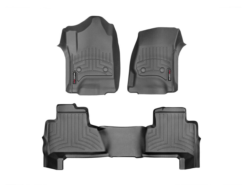 Weathertech Floorliner Floor Mats For Gmc Yukon 2015