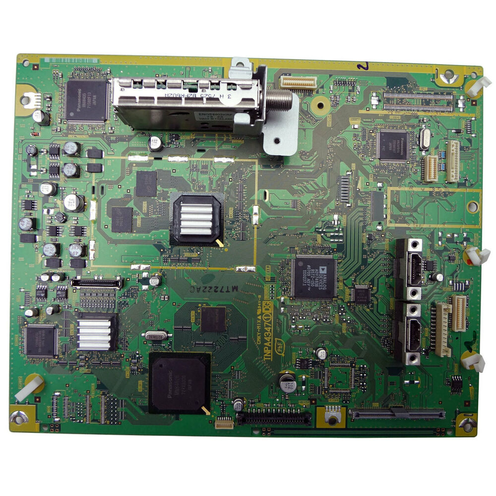 panasonic th 42pz700u tv digital main board tuner tnpa4347 ebay. Black Bedroom Furniture Sets. Home Design Ideas