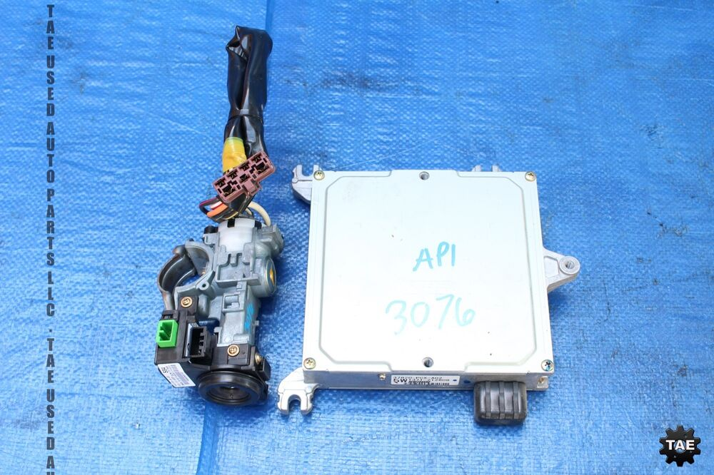 honda  ap oem ecu ignition immobilizer assembly fc   ebay