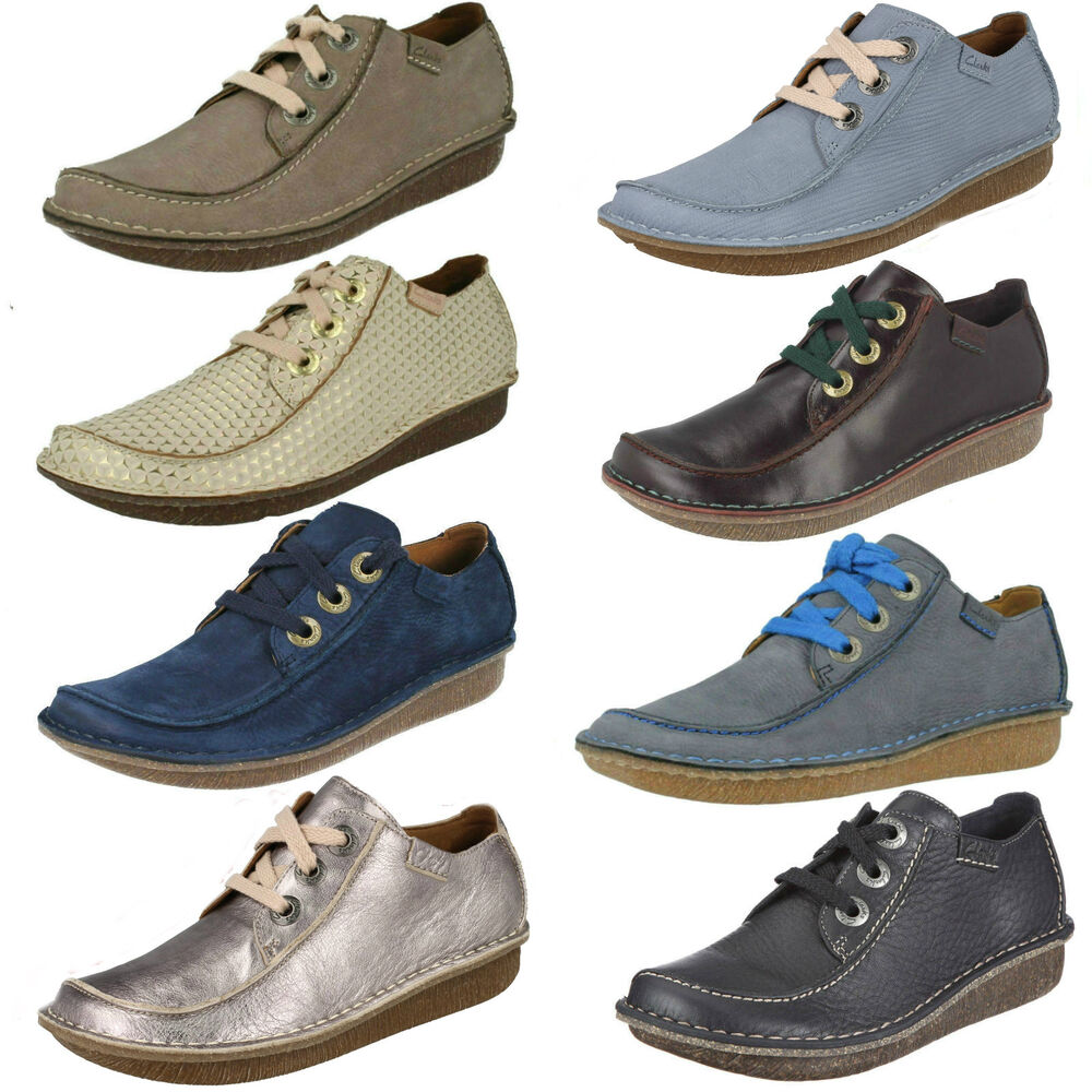 Lace Up Leather Shoes Women Casual