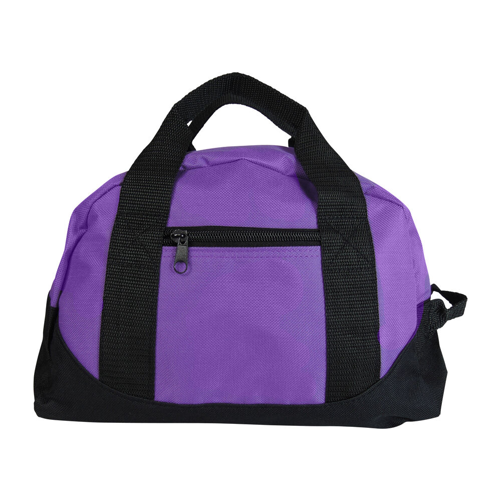 Model DALIX 17quot Womens Girls Purple Duffel Bag Gym Travel  EBay