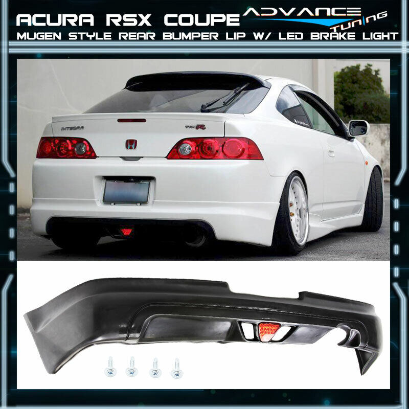 Acura Rsx Type S For Sale In Nj: For 05-06 Acura RSX DC5 Type-S 2Dr Mugen PU Rear Bumper