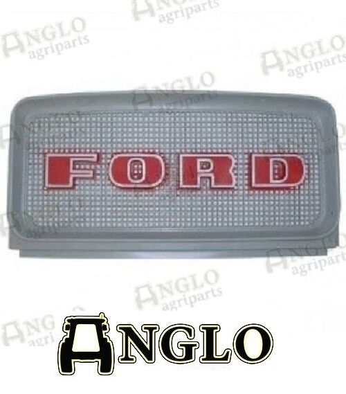 Ford 3000 Tractor Grill : Ford  tractor top grill plastic