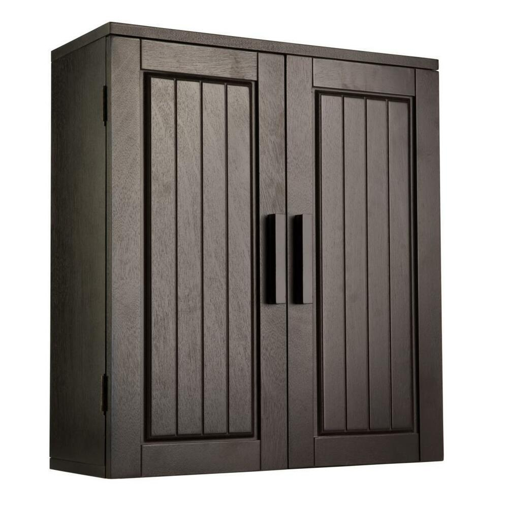 cabinet wall espresso best hawthorne bathroom finish place cabinets