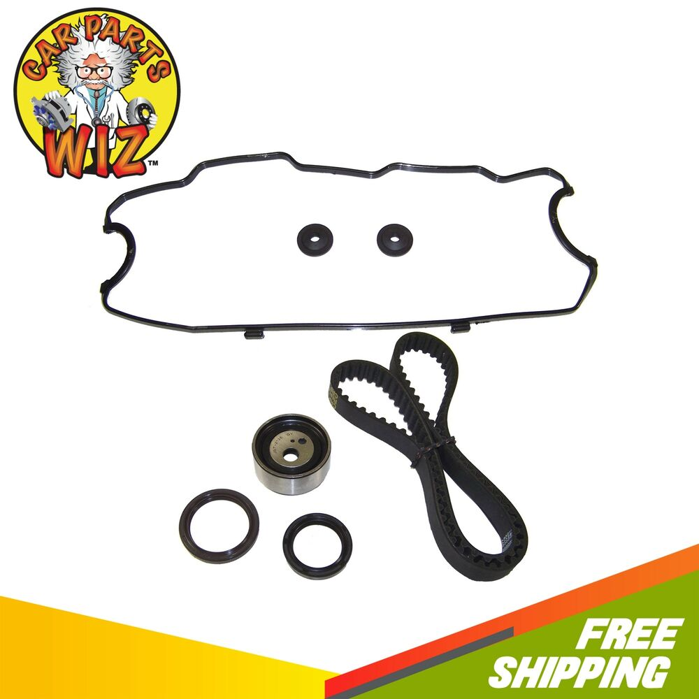 Timing belt kit valve cover fits chevrolet isuzu
