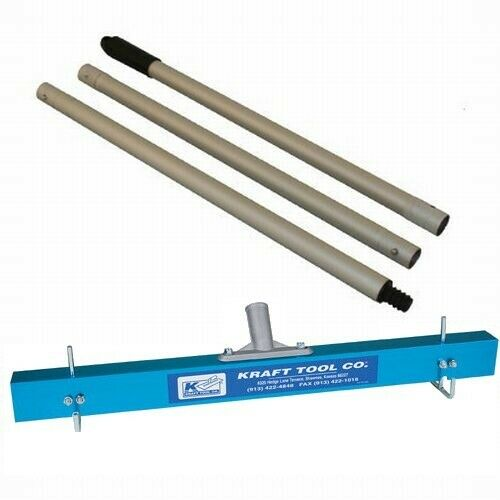 Self Leveling Tools : Gauge rake for applying self leveling compounds inch