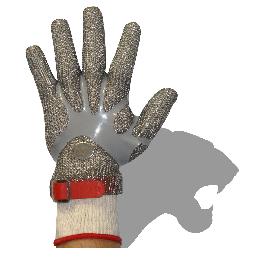 how to clean mesh glove