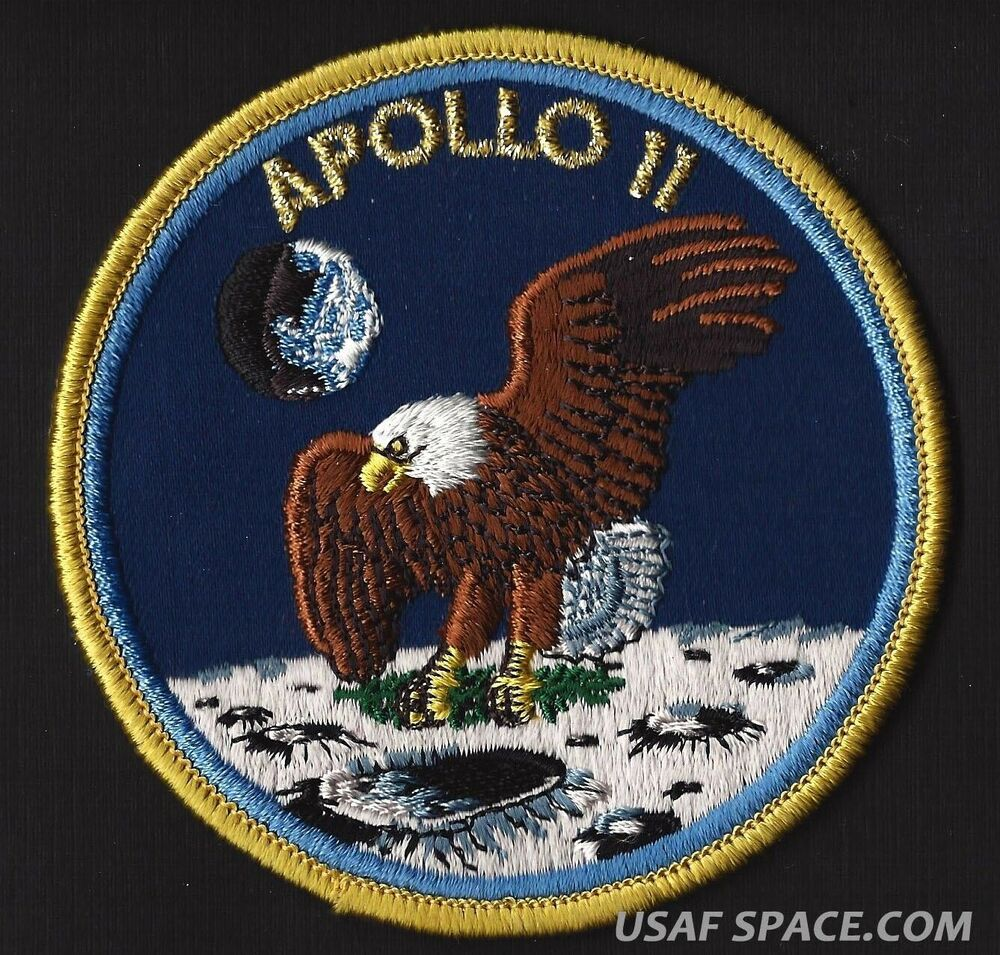 astronaut neil armstrong patches - photo #29