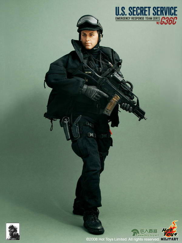 Women S Secret Toys : Hot toys model u s secret service ht swat soldier