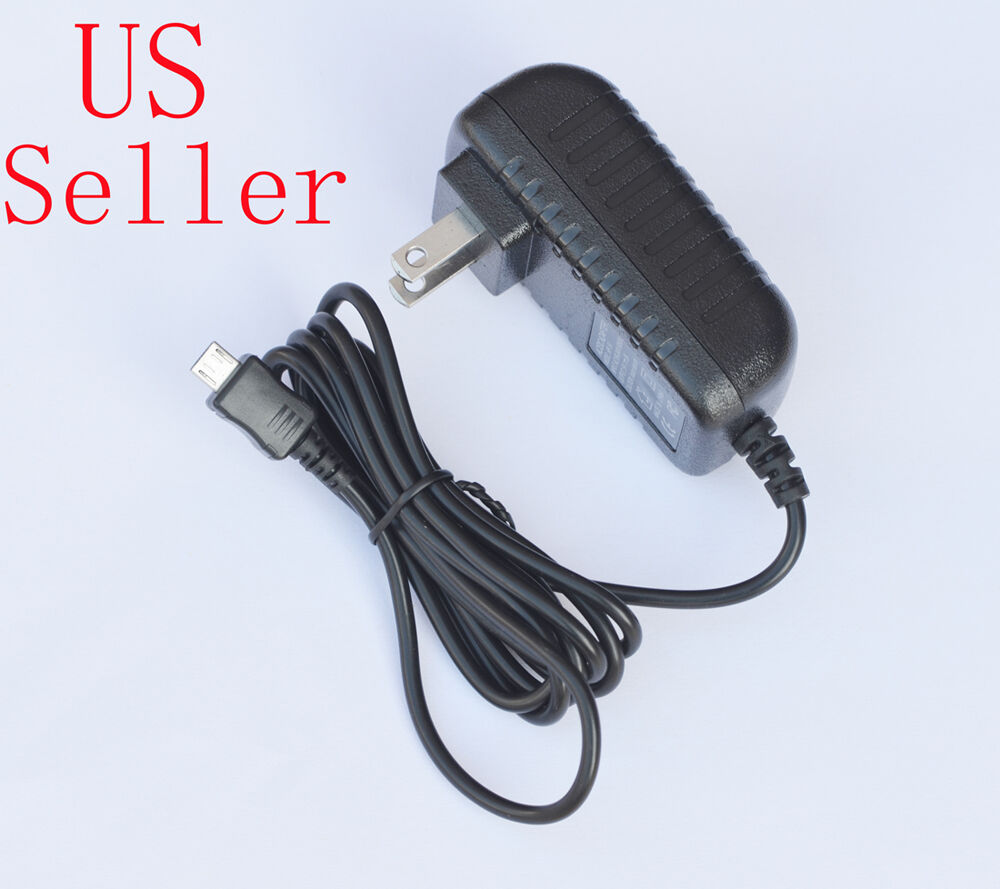 House Wall Ac Power Charger Cord For Barnes Amp Noble Nook