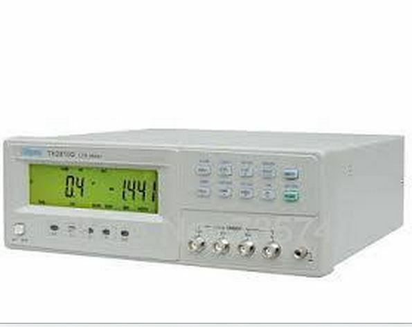 Lcr Impedance Meter : Th d bench top lcr meter digital electrical bridge