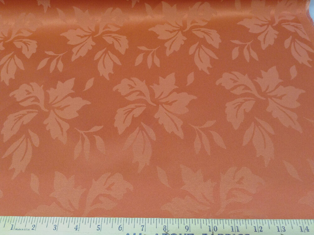 Discount fabric upholstery drapery jacquard floral for Wholesale fabric