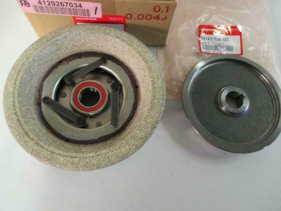 Honda Lawn Mower Clutch : Honda lawn tractor h pto clutch and pulley