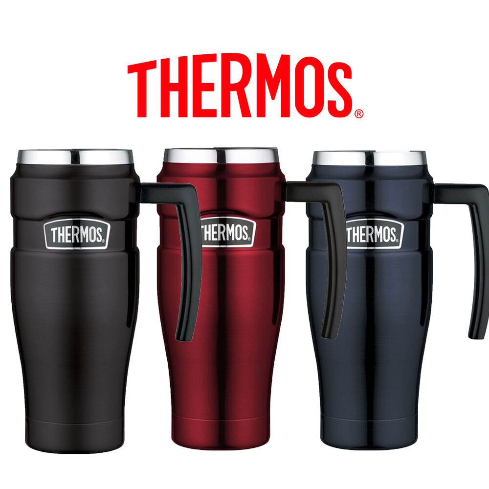 Thermos Stainless King Travel Mug Leak Proof Vacuum