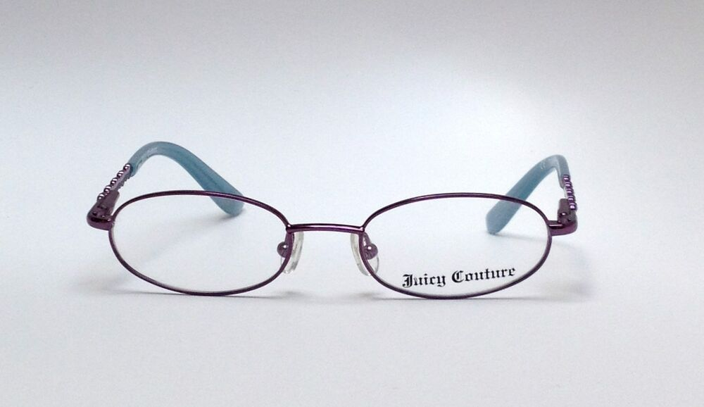 Juicy Couture Children s Eyeglass Frames : JUICY COUTURE Kids EYEGLASSES Too Cool Lavender NEW! eBay