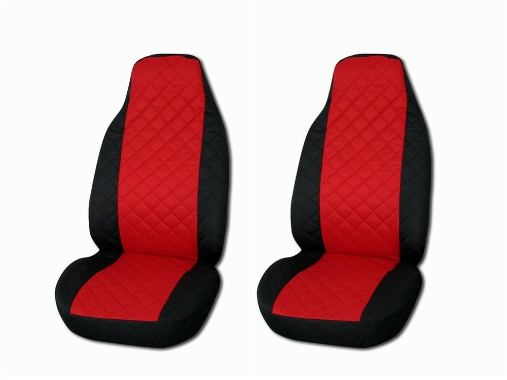 Front Seat Covers 1 1 For Audi A2 A3 A4 A6 80