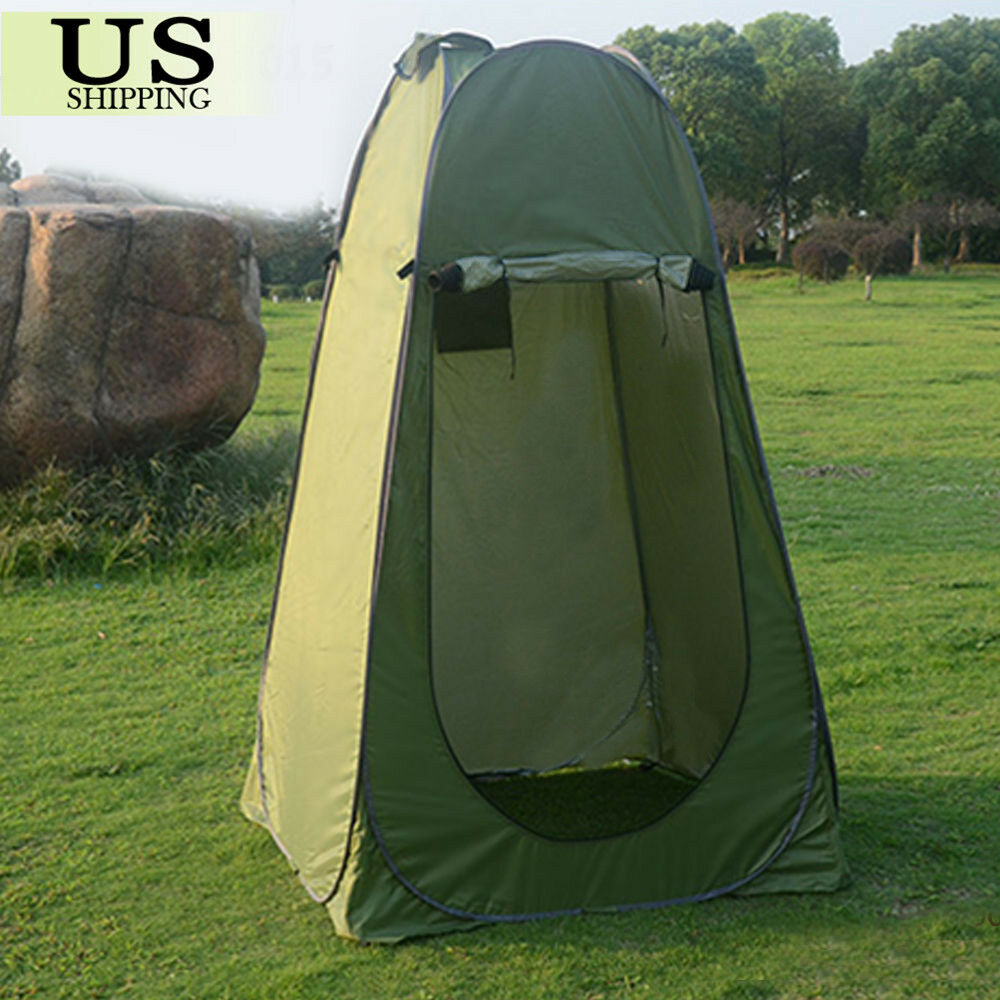 Garden Tent Shower//WC Toilet//Changing Dressing Room Privacy Shelter Waterproof