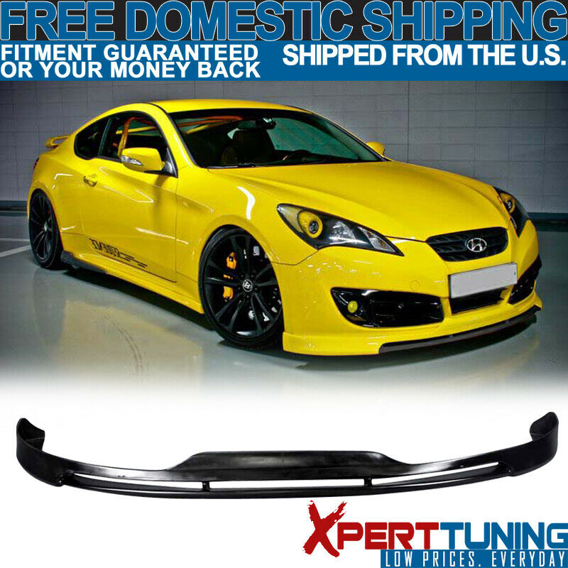 351 Best Genesis Coupe Images On Pinterest: Fit For 10-12 Hyundai Genesis Coupe Type S1 Front Bumper