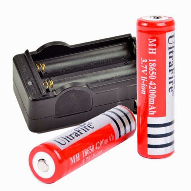 18650 lithium battery double charger multipurpose power rechargeable home travel ebay. Black Bedroom Furniture Sets. Home Design Ideas