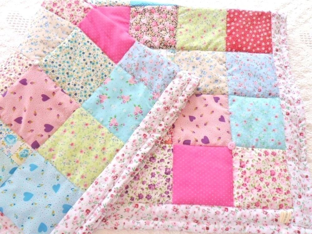 Patchwork Quilting Kit Complete Quilting Set Wadding