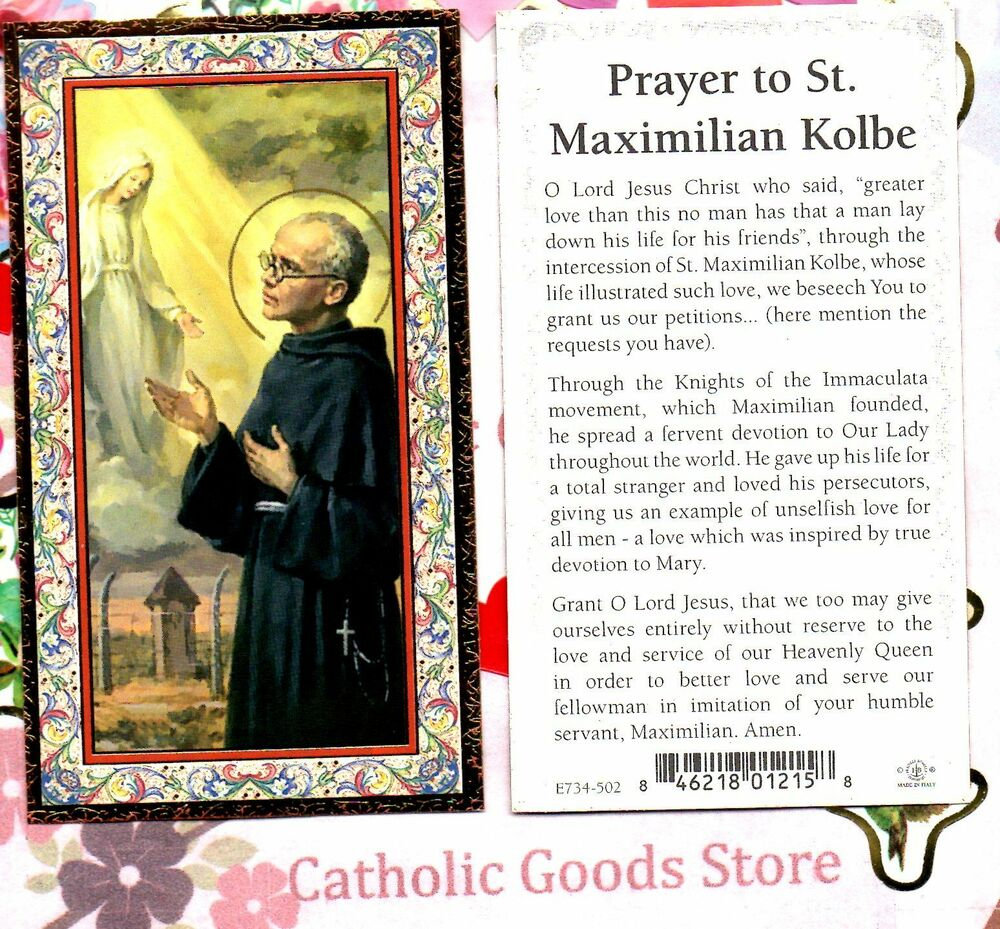 st maximilian kolbe influenced by a Pope francis sat quietly in one of auschwitz's most ominous prison cells, praying in what had been the inhumane living space of st maximilian kolbe, a catholic priest martyred during the holocaust.