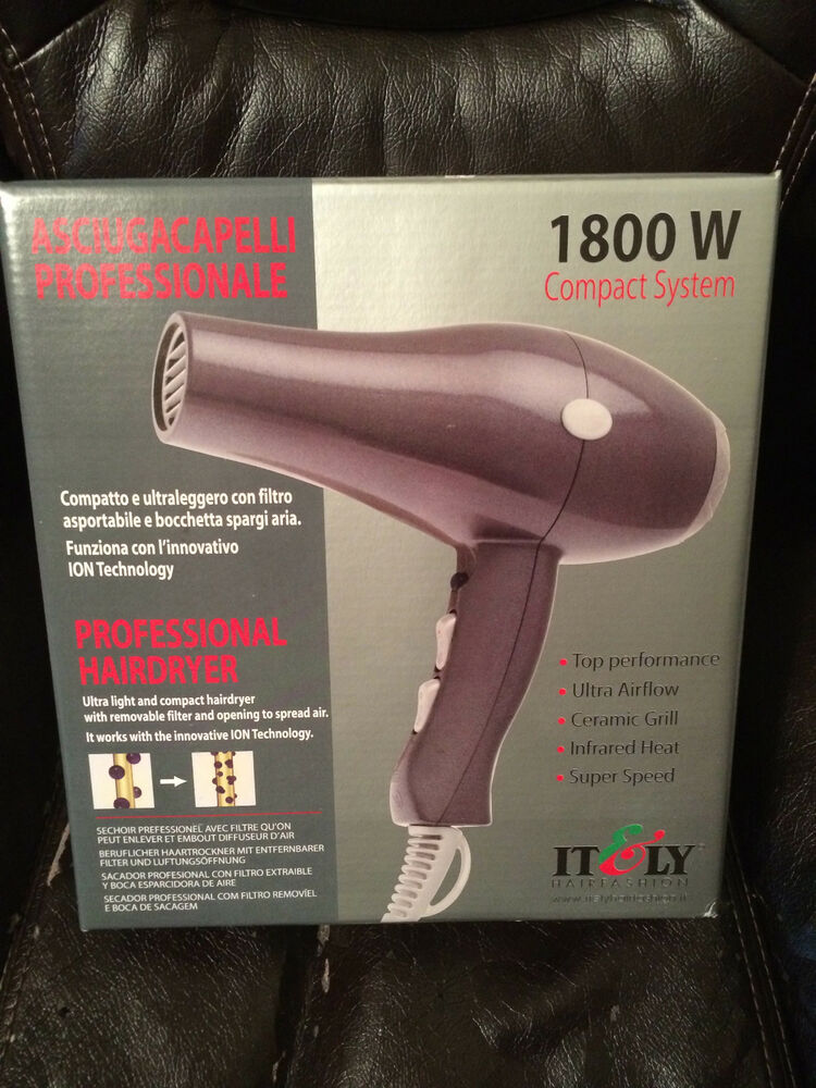 It Amp Ly Megaturbo Evolution Professional Hair Dryer 1800