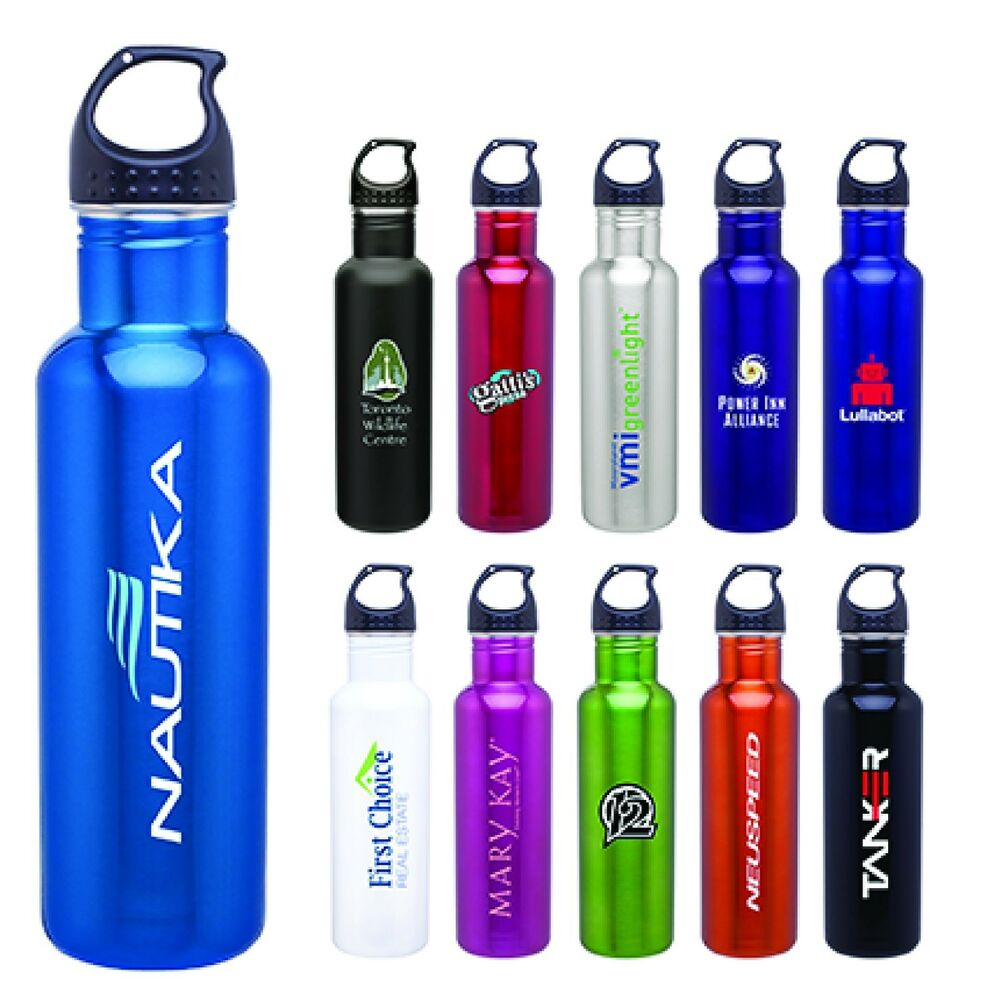 Personalized Stainless Steel Water Bottles With Or Wthout