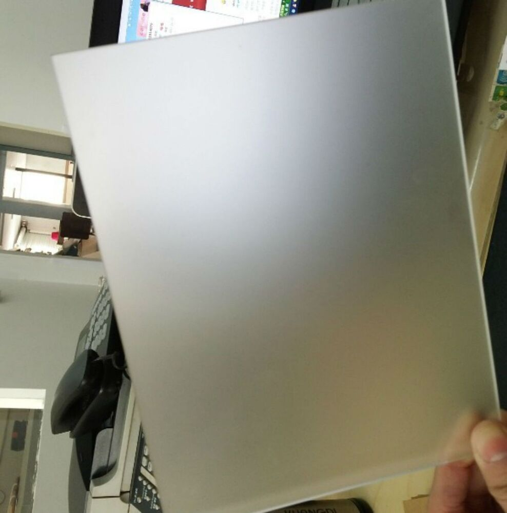 Frosted Acrylic Sheet Pmma Panel Plate 150mmx150mmx2mm Ebay